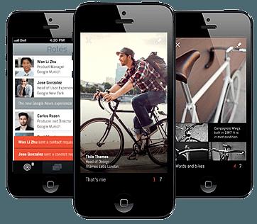 Social Media Apps von Pocketweb